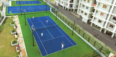 Srijan Greenfield City Classic Amenities