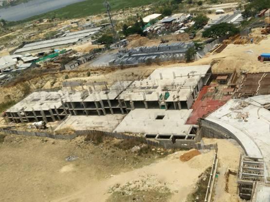 Hiranandani Queensgate Construction Status
