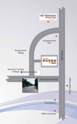Natwest Vivas Location Plan