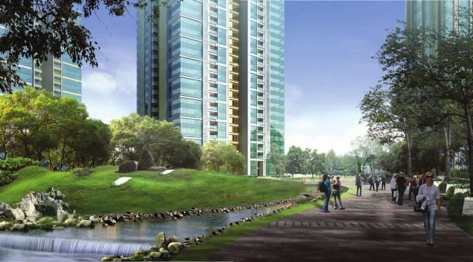 Lanco Hills Apartments Elevation
