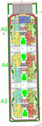 KUL Shantiniketan Phase II Site Plan