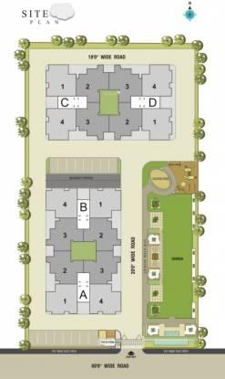 Poddar Heights Site Plan