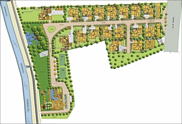 Raj Buckingham Gardens Master Plan