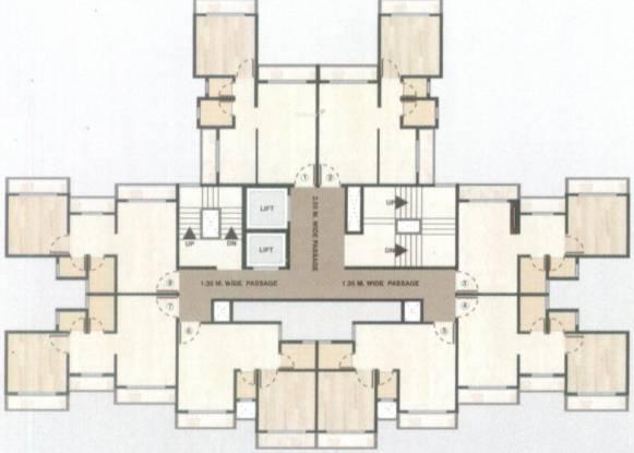 DGS Sheetal Deep Cluster Plan