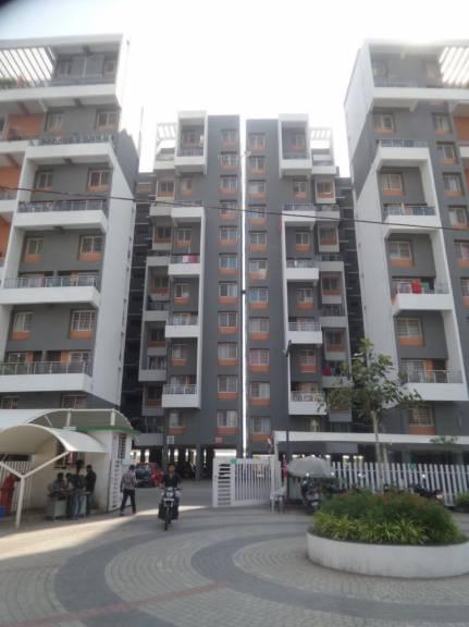 Venkatesh Graffiti Phase 1 B E F Elevation