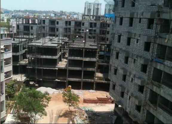 Vaishnavi Fresh Living Apartments Construction Status