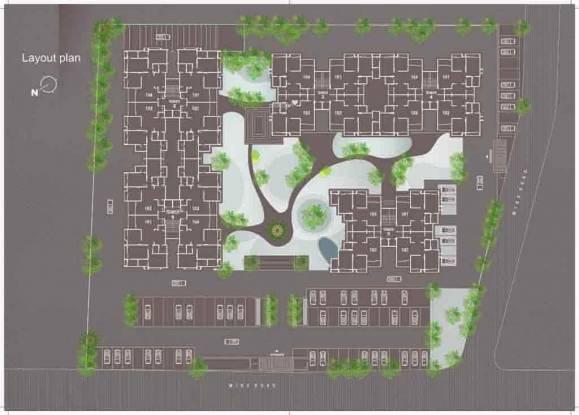 Devnandan Infinity Site Plan