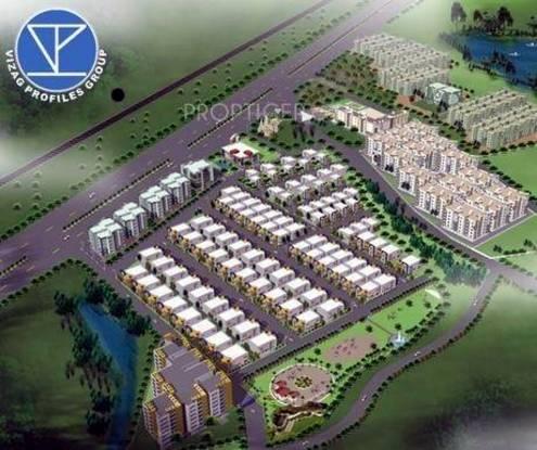 Green City Villas Layout Plan
