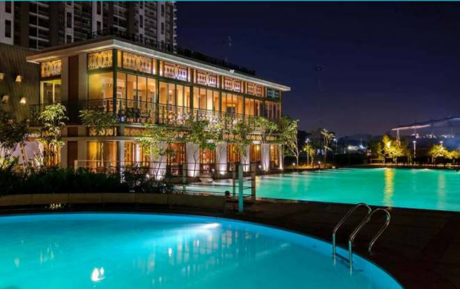 Lodha Palava Lakeshore Greens Amenities