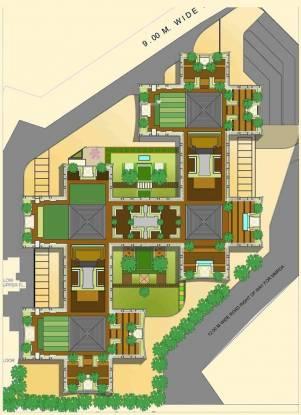 Ashish Samriddhi Site Plan