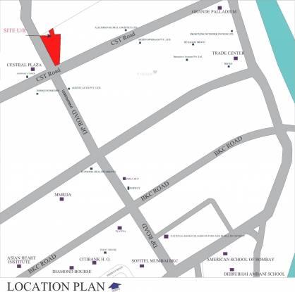 Sumit Sumit Artista Location Plan