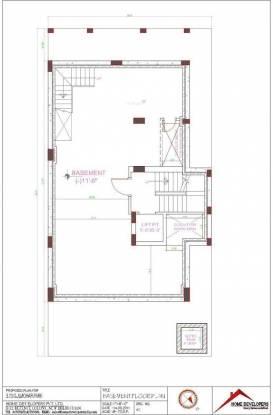 Home Gulmohar Park Cluster Plan