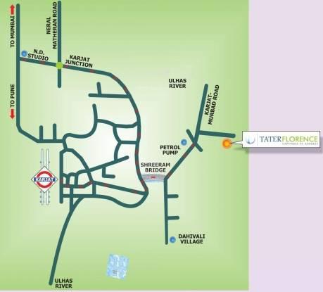 Tater Florence Location Plan