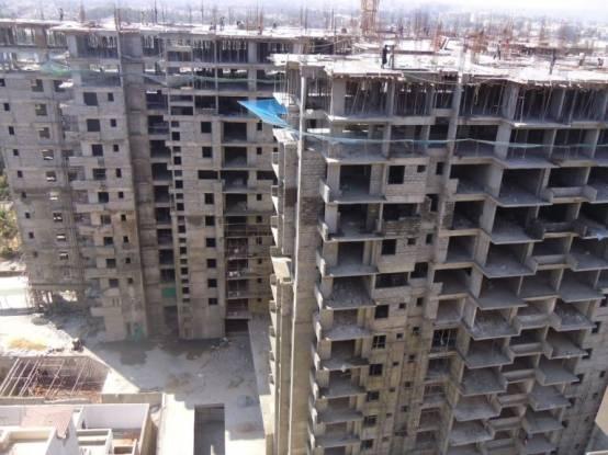 Arge Helios Construction Status