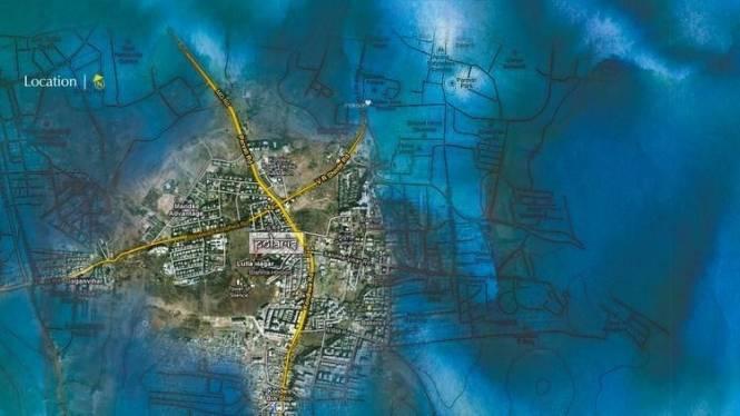 Eisha Polaris Location Plan