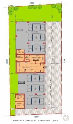 Merlin Sparsh Site Plan