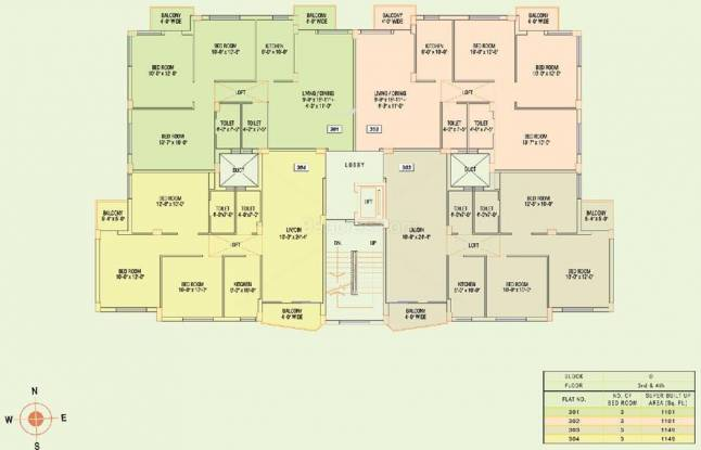 Fortune Fortune Township Cluster Plan