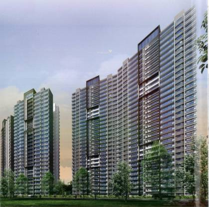 Amanora Neo Towers Elevation