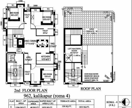 Eden Roma Phase 4 Cluster Plan