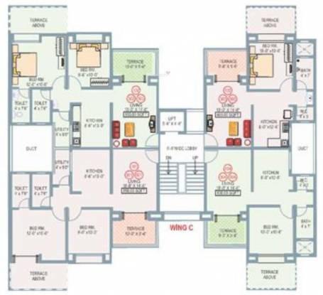 Anandtara Sayajiraje Avenue Cluster Plan