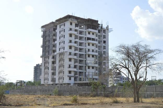 Diamond Govind Darshan Construction Status