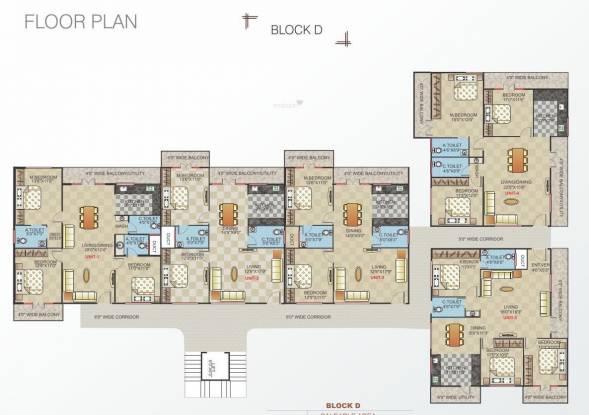Vishnu Rajsri Cluster Plan