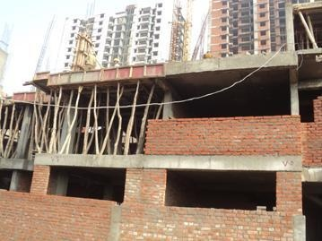 Supertech Czar Villas Construction Status