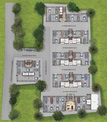 Casagrand Platina Site Plan