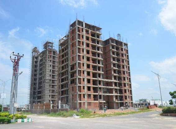Eldeco City Breeze Construction Status