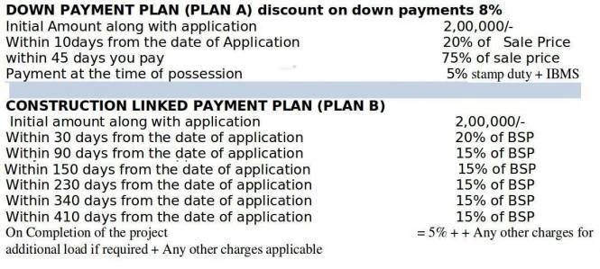 Maya Garden City Payment Plan