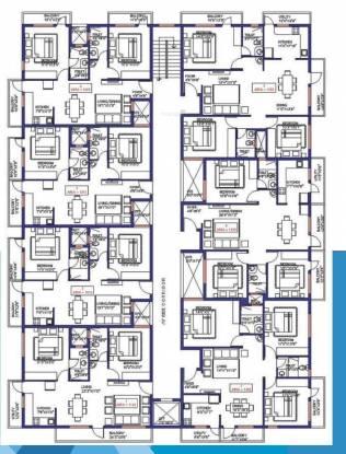Saveria Livinston Cluster Plan
