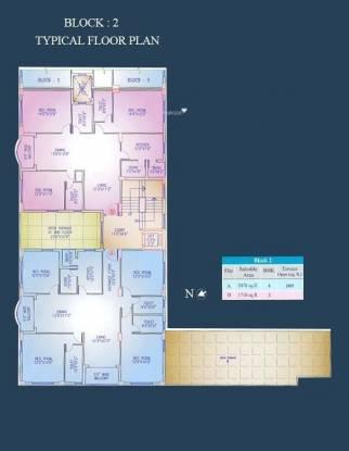 Natural Haldiram Enclave Cluster Plan
