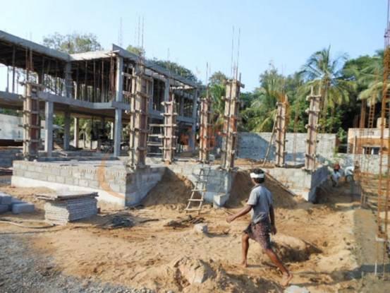 Casagrand Versailles Construction Status