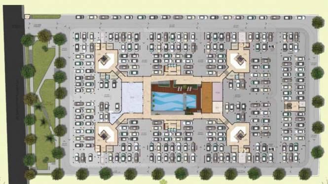 Casagrand Aldea Cluster Plan