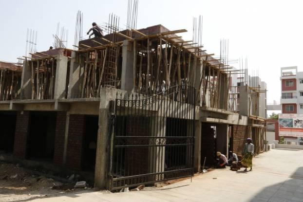 SGL Vishwajeet Residency Construction Status