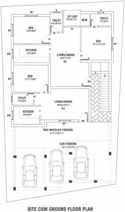AP Ashvantha 2 Cluster Plan