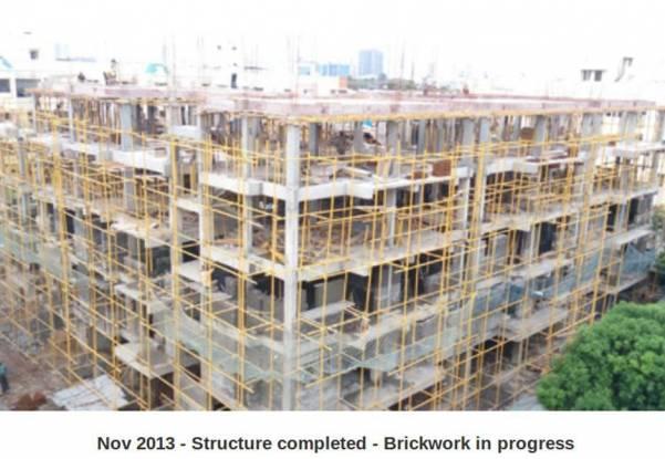 Doshi Euphoria Construction Status