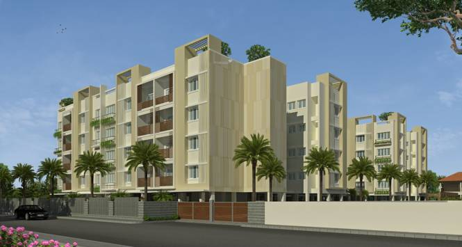 griha Images for Elevation of Bhaggyam Griha