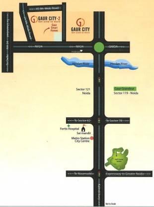 Gaursons 14th Avenue Location Plan