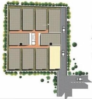 Navajyothi Athithi Grand Site Plan