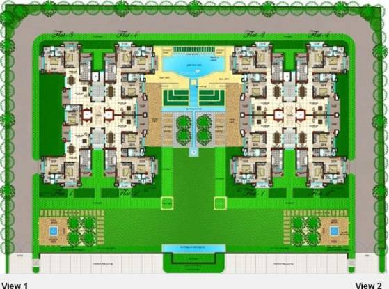 emerald Images for Site Plan of Shalimar Emerald