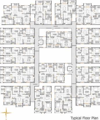 Sai Krupa Harmony Cluster Plan
