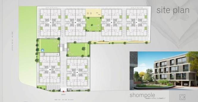 Sandesh Shompole Site Plan