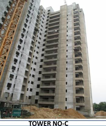 Vipul Greens Construction Status