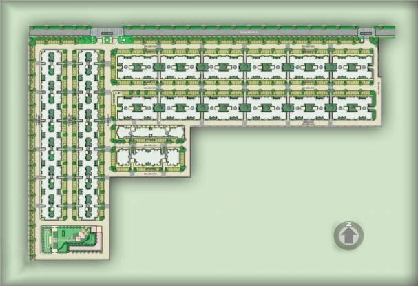 BPTP Park Floors II Site Plan