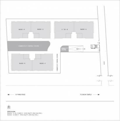 Synthesis Altius II Site Plan
