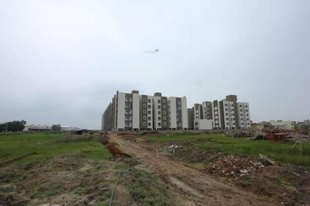 DBS Umang Narol 1 and 2 Construction Status