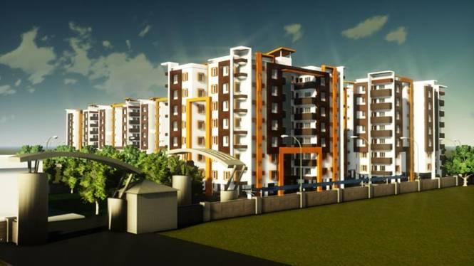 Homebase Panchamukhi Greens Elevation
