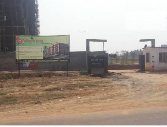 Essen Krishna Priya Residency Construction Status
