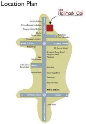 IBD Hallmark Citii Location Plan
